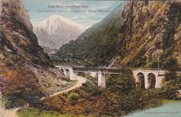 Cauterets, Pont De Meyabat Et Le Péguère (pk58934) - Cauterets