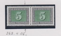 SUISSE   'VARIETES':   Le ZNr 262.4.05, Neuf* - Variétés