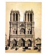 PARIS DU TEMPS JADIS NOTRE-DAME   ----G17 - Notre Dame De Paris