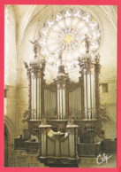 CPM*34* BEZIERS - ORGUES De La Cathédrale Saint-Nazaire-SUP *2 SCANS - Beziers