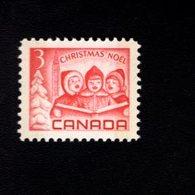 753905717 1967   SCOTT 476P POSTFRIS MINT NEVER HINGED EINWANDFREI XX  CHRISTMAS SINGING CHILDREN PEACE TOWER TAGGED - 1952-.... Règne D'Elizabeth II