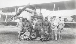 Camp De Feniers - Avril 1927 - Aviation - 2 Scans. - Ohne Zuordnung