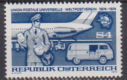 Österreich 1974 Nr.1467  ** Postfr. 100 Jahre Weltpostverein UPU ( 9189) Günstige Versandkosten - 1945-.... 2. Republik