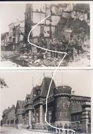 11. Charleroi Les Allemands à Charleroi En 1914. Repros - 1914-18