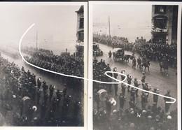 11. Charleroi 1918 Entrée Des Troupes Alliées Par Le Futur Bd Des Alliés.... Repros - 1914-18