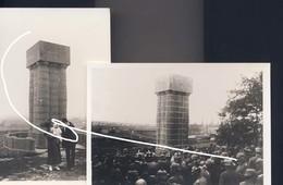 11. Couillet 1e Guerre. Monument Allemand à La Victoire De Charleroi. Repros - 1914-18