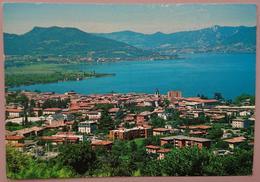 ISEO (BRESCIA) - LAGO D'ISEO - PANORAMA -  Vg L2 - Brescia