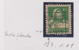 SUISSE   'VARIETES':   Le ZNr 153.1.01, Obl. - Variétés