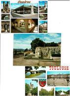 31 / HAUTE GARONNE / Lot 800 C.P.M. écrites - Cartes Postales