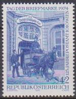 Österreich 1974 Nr.1471 ** Postfr. Tag Der Briefmarke ( 9196) Günstige Versandkosten - 1945-.... 2. Republik