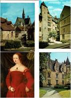 37 / INDRE & LOIRE / Lot 750 C.P.M. écrites - Cartes Postales