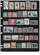 WORLDWIDE---Collection Of MINT LH/HINGED DL-689 - Collections (without Album)