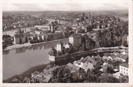 AK Passau - Panorama - 1953 (40547) - Passau