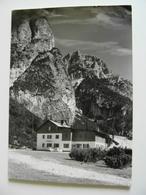 San Vigilio Di Marebbe Rifugio Pederu   BOLZANO    BOZEN    VIAGGIATA COME DA FOTO  BOLLO RIMOSSO - Bolzano