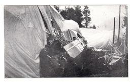 AK LZ 7 ( VII ) Deutschland, Zeppelin- Nach Der Katastrophe Bei Wellendorf Am 28.06.1910, Ungel. - Zeppeline