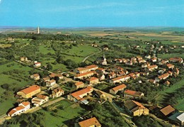 55 - Montfaucon : Vue Générale - CPM Neuve - France