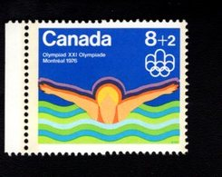 753912902  1975  SCOTT B5 B6 B7 POSTFRIS MINT NEVER HINGED EINWANDFREI XX 21ST OLYMPIC GAMES MONTREAL - SPORT - 1952-.... Règne D'Elizabeth II