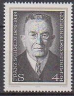 Österreich 1974 Nr.1473 ** Postfr. 100.Geb. Franz Schmidt ( 9199) Günstige Versandkosten - 1945-.... 2. Republik