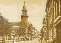 AK Köln-Nippes - Wilhelm-Platz Mit Postamt - Frühe Zwanziger Jahre - Repro (40551) - Köln