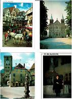 68 / HAUT RHIN / Lot 800 C.P.M. écrites - Cartes Postales
