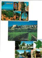 84 / VAUCLUSE / Lot 800 C.P.M. écrites - Cartes Postales