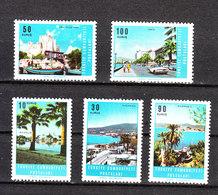 Turchia - 1966. Vedute Turistiche Della Turchia. Tourist Views Of Turkey. Complete MNH Series - Vacanze & Turismo