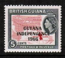 GUYANA  Scott # 32M* VF MINT LH (Stamp Scan # 490) - Guyana (1966-...)