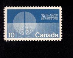 753916346  1970  SCOTT 513 514 POSTFRIS MINT NEVER HINGED EINWANDFREI (XX) 25TH ANNIV UNITED NATIONS - 1952-.... Règne D'Elizabeth II
