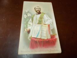 B723  Santino  Orazione A S.antonio Maria Zaccaria - Santini