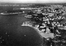 DPT 29 DOUARNENEZ-TREBOUL Plage Des Sables -Blancs Et L'Ile Tristan - Douarnenez