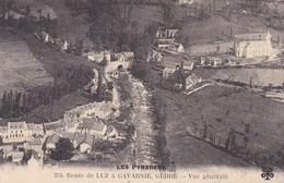 Route De Luz A Gavarnie, Gedre, Vue Générale (pk58978) - Gavarnie