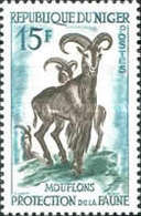 USED STAMPS Niger - Animal Protection  -1960 - Niger (1960-...)