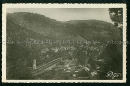 Ferrieres Saint Mary Rails Chemin De Fer Wagon Scierie Vue Generale Pays De Massiac 15 Cantal France - Autres Communes