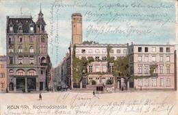 AK Köln A. Rh. - Richmodstrasse - 1904 (40560) - Köln