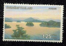 Thailande ** N° 628 -  Rocher Hérissé - Thailand