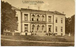 CPA - Carte Postale - Belgique - Colonie De Cortil - Noirmont - Le Château - 1922 (M8174) - Belgique