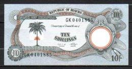 329-Biafra Billet De 10 Shillings GK040 - Billets