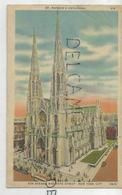 Cathédrale Saint-Patrick Au Coin De La 5è Avenue Et De La 50è Rue. - Églises
