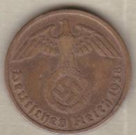 10 Reichspfennig 1938 A (BERLIN)  Bronze-aluminium - [ 4] 1933-1945 : Troisième Reich