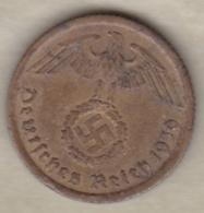 10 Reichspfennig 1939 A (BERLIN)  Bronze-aluminium - 10 Reichspfennig