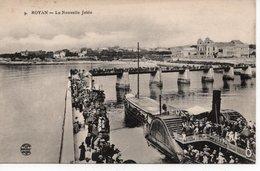 ROYAN - LA NOUVELLE JETÉE - Royan