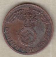 1 Reichspfennig 1940 A (BERLIN)  Bronze - [ 4] 1933-1945 : Troisième Reich