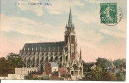 L35B644 - Bon-secours -  L'Eglise  - CV N°602 - Bonsecours
