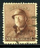Belgique COB 174 ° - 1919-1920 Trench Helmet