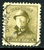 Belgique COB 166 ° - 1919-1920 Trench Helmet