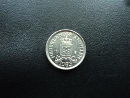 ANTILLES NÉERLANDAISES : 10 CENTS   1983  KM 10    SUP+ - Antille Olandesi