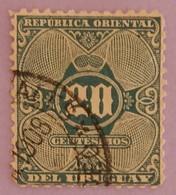 URUGUAY  YT 165 OBLITÉRÉ  ANNÉE 1904/1905 - Uruguay