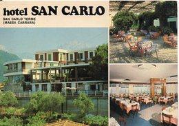 HOTEL RISTORANTE SAN CARLO - SAN CARLO TERME (MASSA CARRARA) - Massa