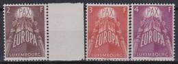 Luxembourg   .     Yvert  .    531/533    .      **       .    Postfris     .    /    .  Neuf SANS Charniere - Luxemburgo