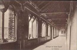 Abbaye De SAINT-ANDRE - Le Cloître - Zedelgem
